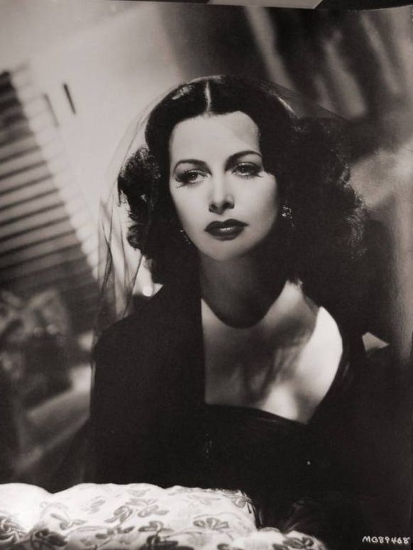 Heddy Lamar | Somebody Stole My Thunder: I'm in ecstacy, it's Hedy Lamarr
