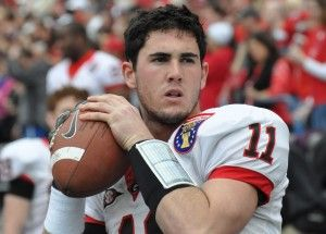 Aaron Murray. This man has my heart <3
