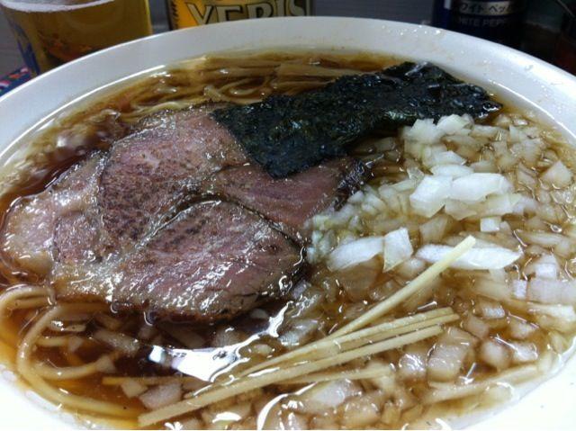 レシピとお料理がひらめくSnapDish - 9件のもぐもぐ - ラーメン(タマネギ多め) by sun