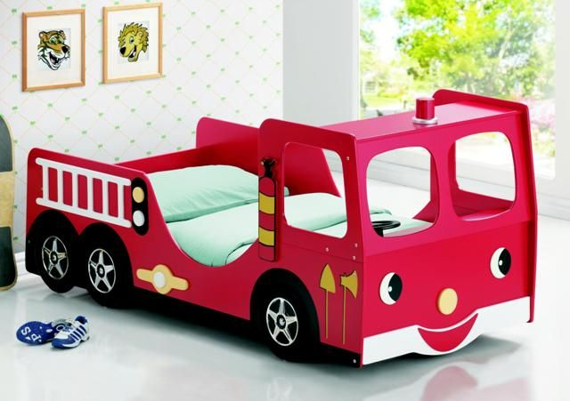 Fire Engine Bed!! Nee Naw!!