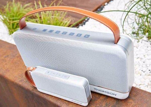 THOMSON Bluetooth hoyttaler XL | Satelittservice tilbyr bla. HDTV, DVD, hjemmekino, parabol, data, satelittutstyr