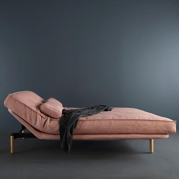 Vidar+divano+letto+design+nordico+matrimoniale+sfoderabile
