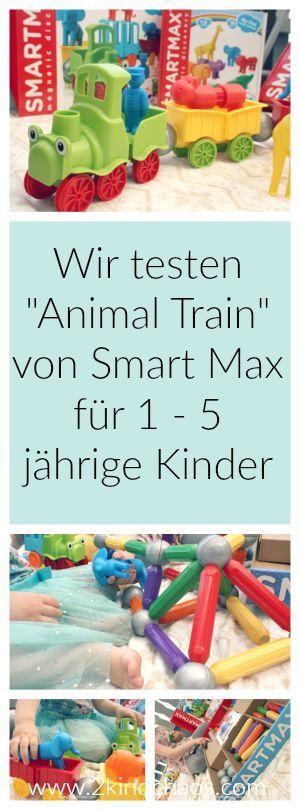 Neues Lieblings - Spielzeug: Unsere Safari mit SmartMax - für wunderbar kreative Spiele für 1 - 5 Jährige // 2KindChaos Eltern Blogazin  #werbung #smartmax #smartsafari