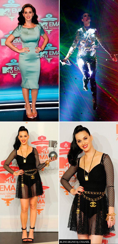 Looks das famosas no MTV EMA 2013 - Garotas Estúpidas - Garotas Estúpidas