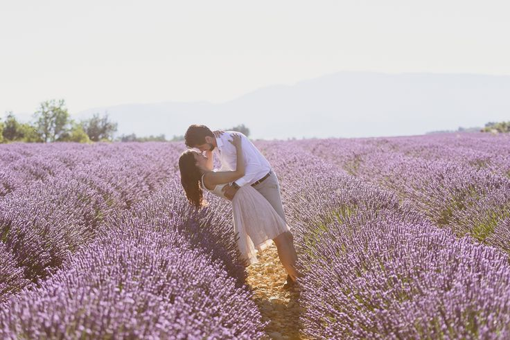 Larisa and Ciprian – Photo Session in Provence, France » Jolie Dee