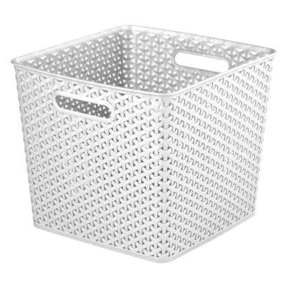 Room Essentials Y Weave X Large Storage Baskets Set Of