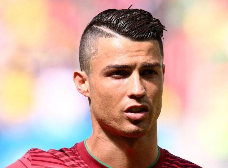 Cristiano Ronaldo Haircut 2014 Back Elvis Presley Pompadou...
