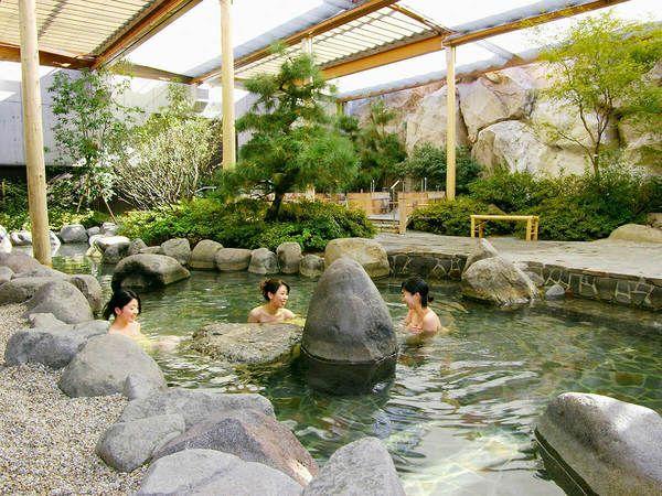 Best Onsen in Tokyo, Japan l Tokyo Odaiba Oedo-Onsen Monogatari l