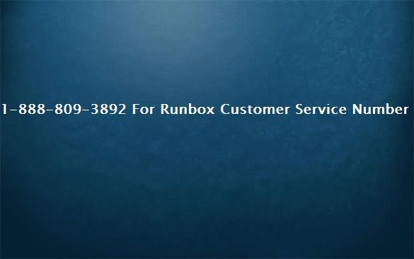 Call For Runbox Customer Service Number | Runbox Email