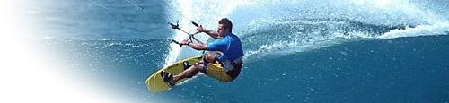 Hawaiian Watersports : Kiteboarding (Kiteboarding, Kitesurfing, Lessons, Rentals, Equipment, Gear, Kailua, Oahu, Hawaii, Kite School)