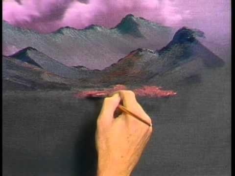 Bob Ross - Mountain Blossoms (Season 5 Episode 3) - YouTube