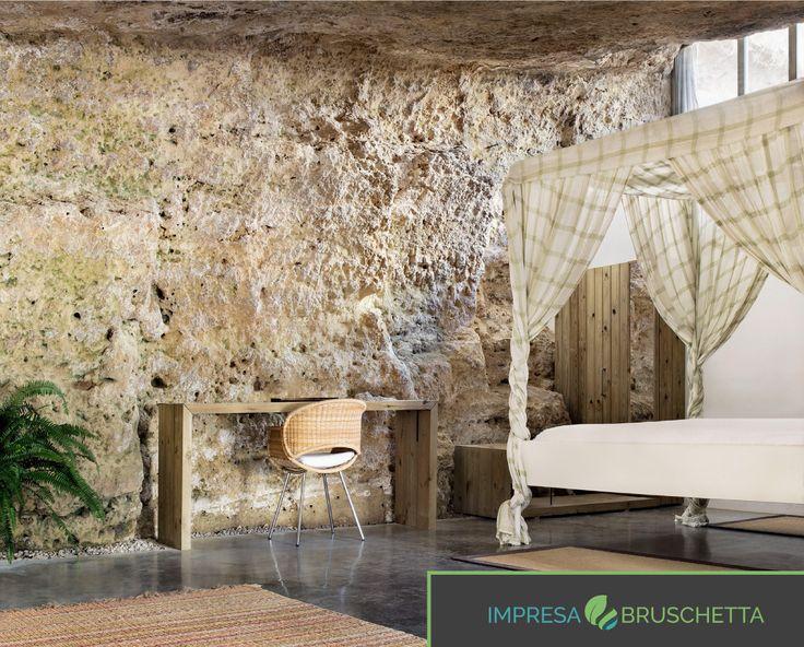 1-LA CASA NELLA ROCCIA  Una camera da letto nella roccia… un bel caso studio 😂😂  Se vuoi un esperienza unica nel mondo dell'edilizia, unisciti a noi...  http://www.impresabruschetta.it/blog-bruschetta/