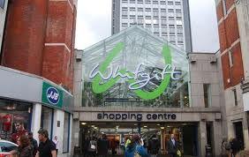 Whitgift shopping centre Croydon Surrey