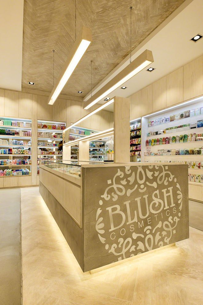 Blush Cosmetics - Mima Design - Creating Branded Retail + Hospitality Environments