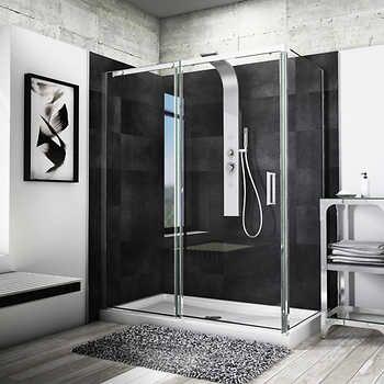 Jono Lorenz 350 Rectangular Shower Enclosure