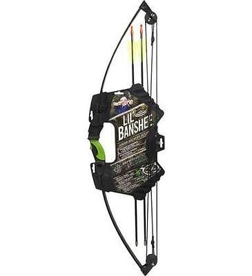 Other Bows 181295: Barnett Crossbows 1088 Youth Lil Banshee Compound Bow Set Realtree Camo -> BUY IT NOW ONLY: $34.83 on eBay!