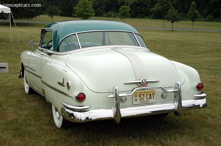 1952 Pontiac | 1952 Pontiac Chieftain Catalina Deluxe information Event : 18th Annual ...