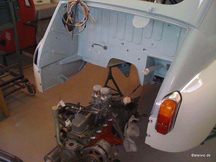 Fiat Abarth 1000 TC Corsa - 1970 - Stelvio