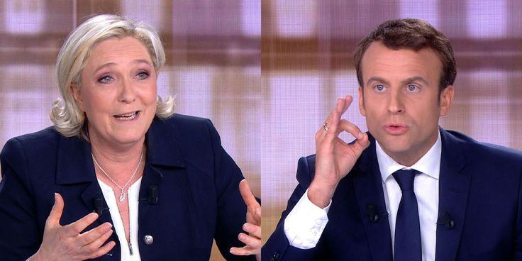 Pourquoi Emmanuel Macron a remporté le débat : l'avis de cinq experts