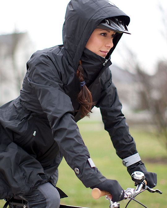 A Little Rain Never Hurt: Waterproof Fitness Gear to Take You Outside - www.fitsugar.com
