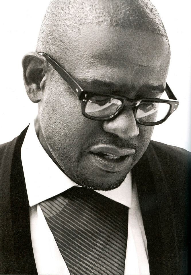 Forest Whitaker Lunettes Moscot