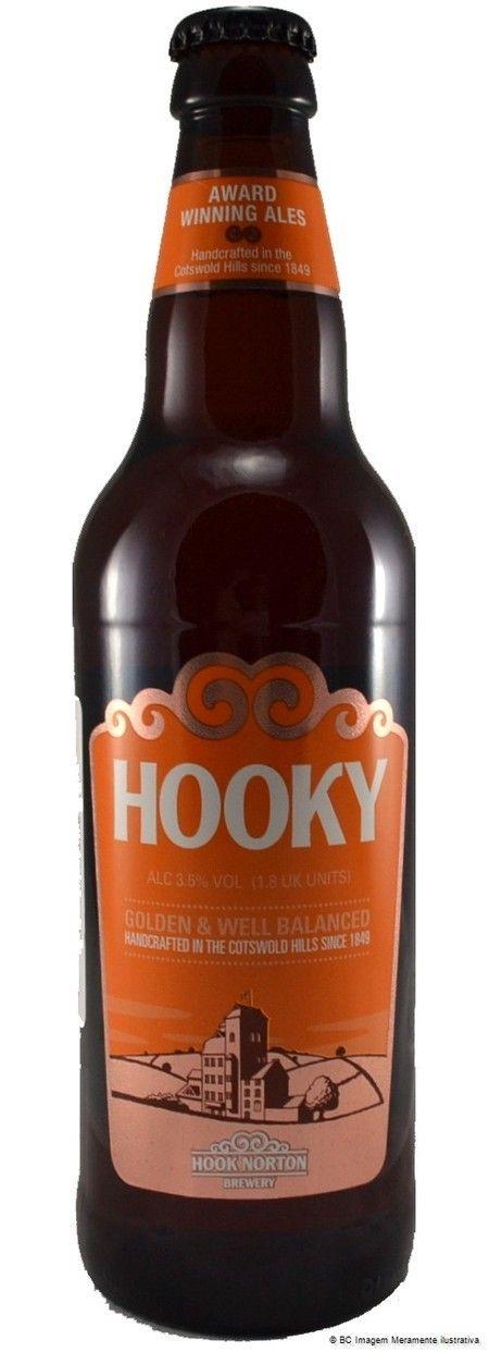 Hook Norton Hooky Bitter 500ml