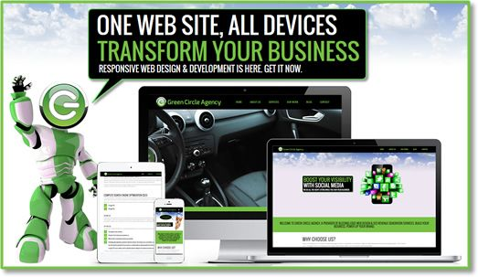 With the ability to build you a website to fulfill all the needs of your business, our professional web design service will facilitate all web devices.