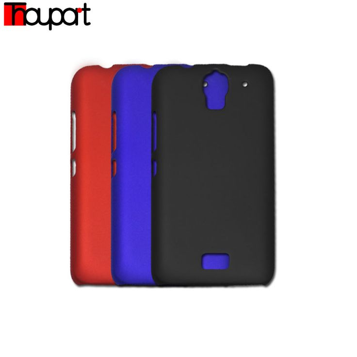 For Huawei Y360 / Huawei Y3 Case Hot Sales Cover Frosting PC Rubber Paint Good touch feel Hard Case Anti-fingerprint Coating #Affiliate