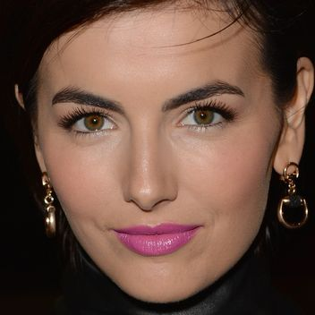 I'm Continuing to Track What's Going on With Camilla Belle's Hair, and it Remains Confusing