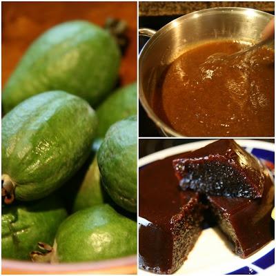 Dulce de Feijoa!  La cocina de rajonita,http://fotonataliar.blogspot.com.es/