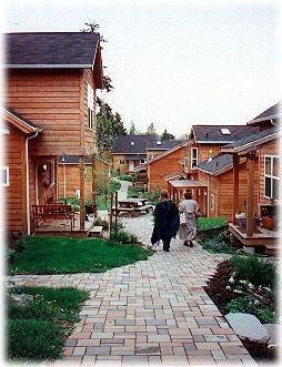 Puget Ridge Cohousing - Seattle WA