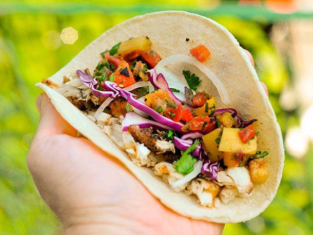 Tilapia Fish TacosMr. Tacos, Mexicans Recipe, Tilapia Fish Tacos, Serious Eating, Serious Eats, Grilled Tilapia, Tacos Recipe, Fish Recipe, Tacos Night