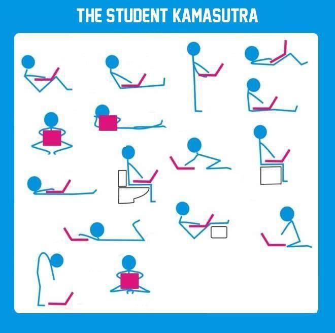 Kámaszutra vizsgaidőszak verzió -  Tippek, trükkök vizsgaidőszakra, szakdolgozat íráshoz és az egyetemi élethez - www.iqfactory.hu/blog