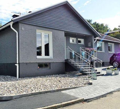 70-talshuset fick en helt ny fasad - Fixa - Hus & Hem