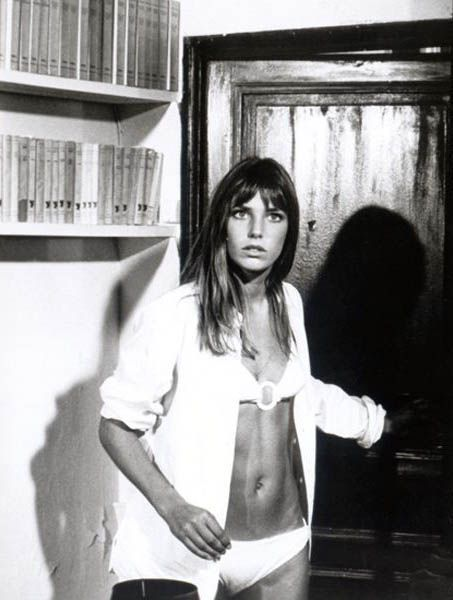 "Jane Birkin in ""La Piscine""."