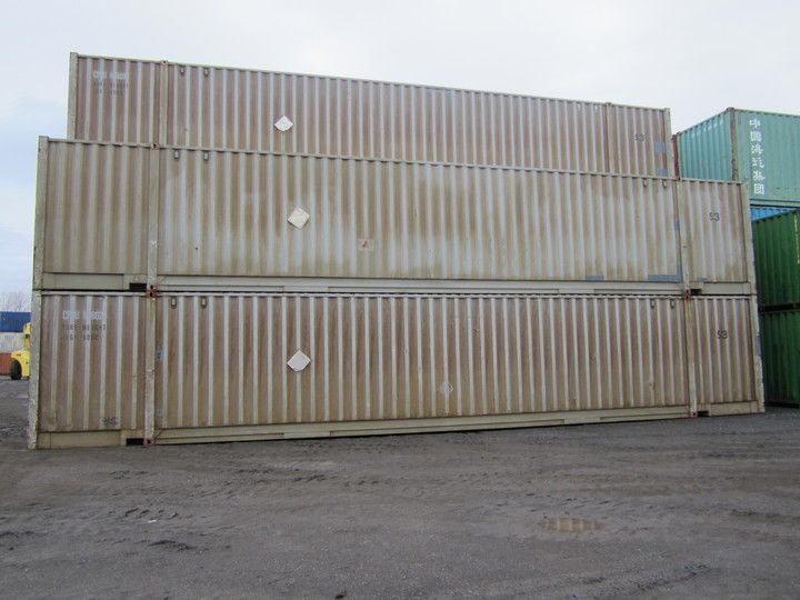 53' Cargo Containers for Sale   53 feet Used CONTAINERS for Sale, in good condition!
