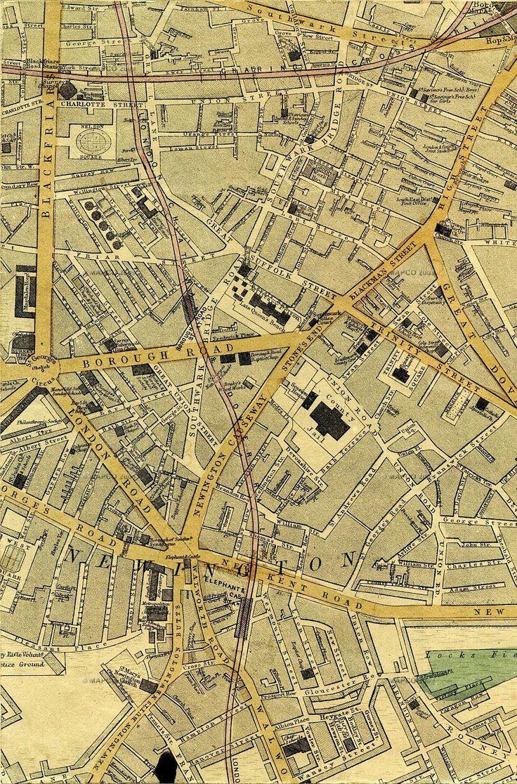 London Map Shoreditch Area: 152 Best Maps Images On Pinterest