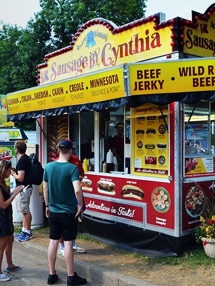 Andrew Zimmern's Minnesota State Fair Food Guide