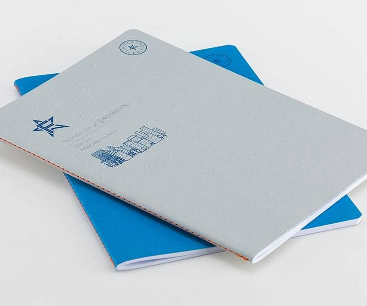 Notebook / Printing: #CSCattapan on paper #ClassyCovers by #Favini / Design: #FKDesign