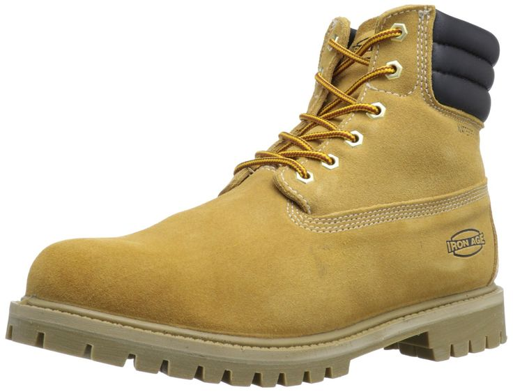 Steadfast 6'' Waterproof Insulated Work Boots