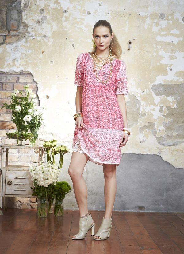 Hartleys - Loobies bonsai dress