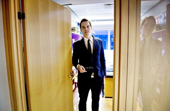 <p>FORSVARER: Advokat Marius Oscar Dietrichson har representert Metkel Betew i en årrekke.</p>