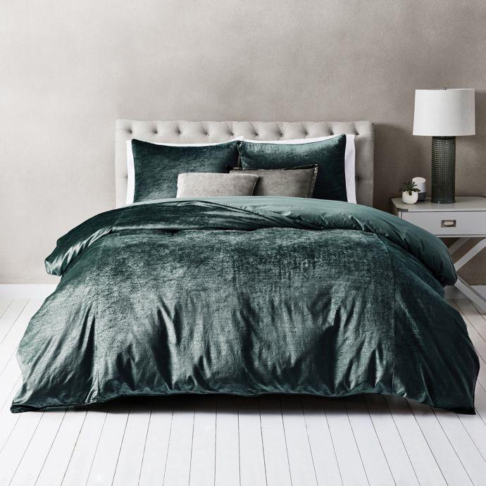 Wamsutta Velvet Duvet Cover Set Bed Bath Beyond Duvet Cover Master Bedroom Velvet Duvet Duvet Cover Sets