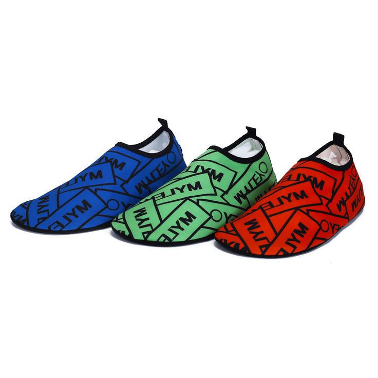 1 Pair 3 Colors Diving Socks Swimming Boots Scuba Wetsuit Scratches Warming Non-Slip Quick Drying Beach Shoes Swimming Fins