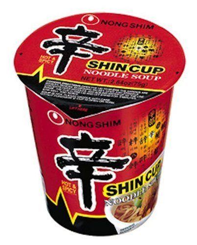 Nong Shim Shin Noodle Cup