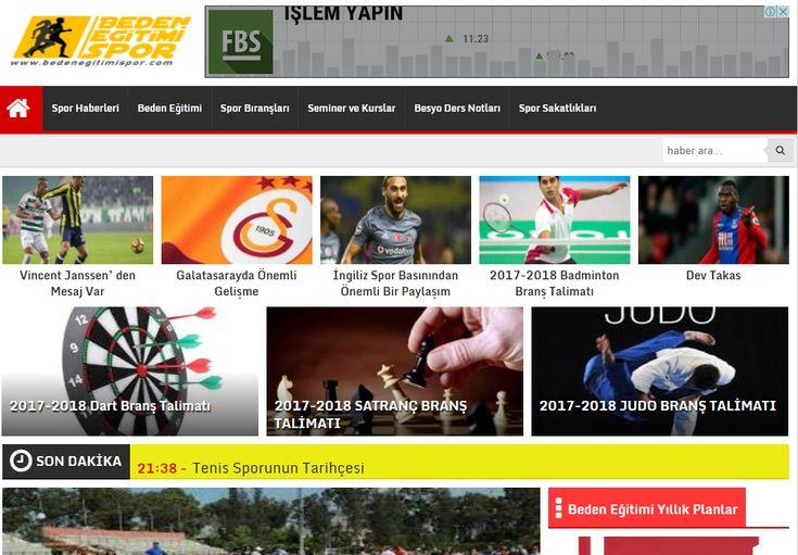 bedenegitimispor.com Beden Eğitimi, Beden Eğitimi Spor, Besyo Ders Notları