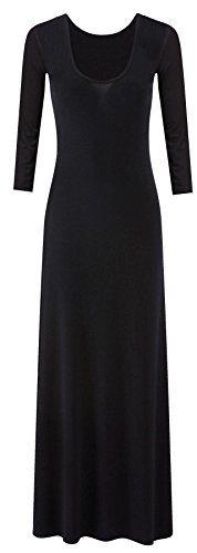 Neue Frauen Plus Size Plain Lange Jersey Scoop Neck Maxik... https://www.amazon.de/dp/B00MY4KPCI/ref=cm_sw_r_pi_dp_68jOxb02W6EBR