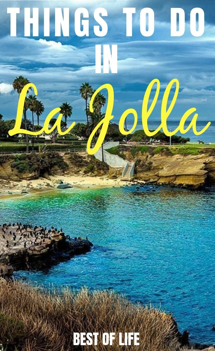plan your weekend around the best things to do in la jolla
