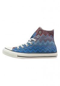 Converse - CHUCK TAYLOR ALL STAR MISSONI - Sneakers alte - ocean/casion