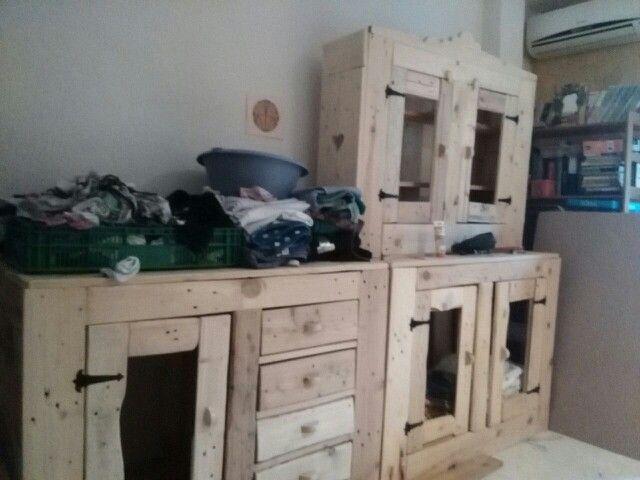 Pallets madera reciclada